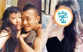 香港嫩模「Cammi」謝芷蕙16歲跟陳冠希流出舌吻照/近照。微博
