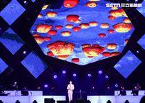 費玉清2019告別演唱會台北場,現場座無虛席暖心開唱。(記者林士傑/攝影)