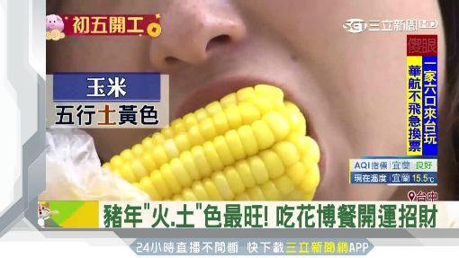 (業配)花博開運菜09111812