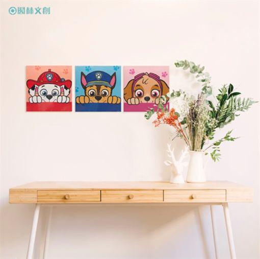 瘋迷全球兒童之動畫 《汪汪隊立大功》快閃店 新年在台中登場!