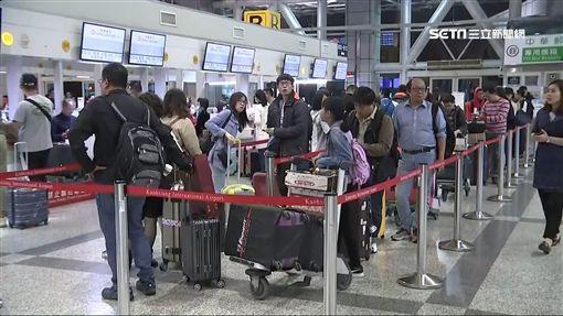 「沒收到停飛通知」旅客急搭高鐵北上 另買航班