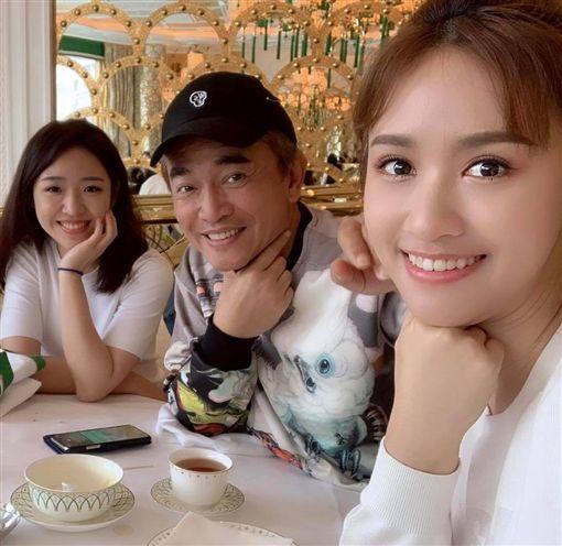吳宗憲,女兒,Sandy,星二代(圖/翻攝自吳宗憲 Jacky Wu臉書)