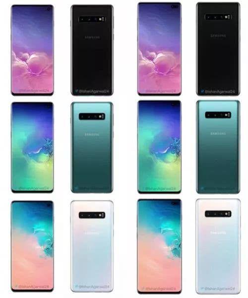 三星,Galaxy S10,S10,S10+圖/翻攝自騰訊科技