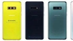 三星,Galaxy S10,S10,S10+ 圖/翻攝自騰訊科技