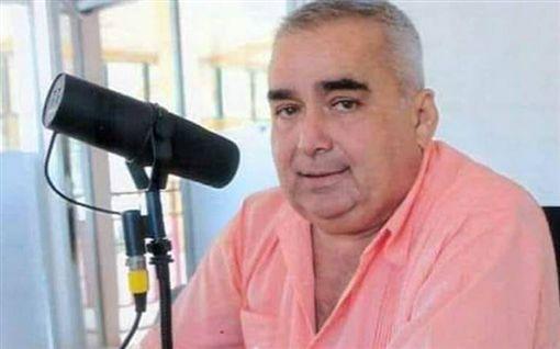 墨西哥,資深電台記者羅德里格茲(Jesus Ramos Rodriguez)遭槍殺(圖/翻攝自推特)
