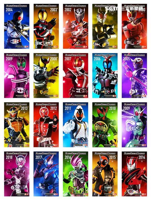 特攝,假面騎士,騎士,變身,腰帶,台灣萬代南夢宮,CSM系列