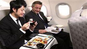 長榮航空,飛機,飛機餐(圖/長榮航空)