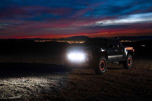 ▲SLD Laser新研發的LED燈具。(圖/翻攝網站)