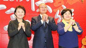 盧秀燕新春團拜/台中市政府提供