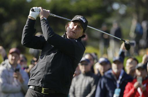 米克森將尋求生涯第44場PGA冠軍。(圖/美聯社/達志影像)