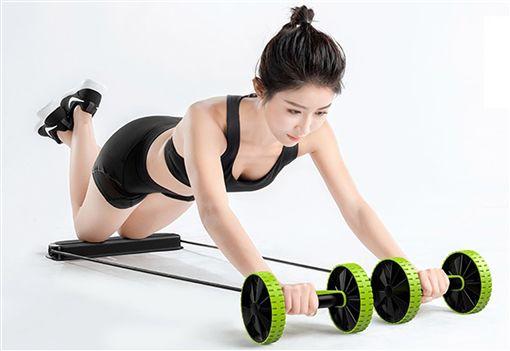 不同血型的人適合不同的運動瘦身。(圖/天貓提供)