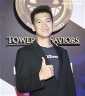 2019電玩展,神魔之塔執行長Terry Tsang。(記者林士傑/攝影)