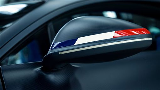 ▲「110 ans Bugatti」Sport紀念版。(圖/翻攝網站)