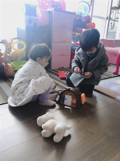 阿翔,Grace/翻攝自媽咪Grace臉書