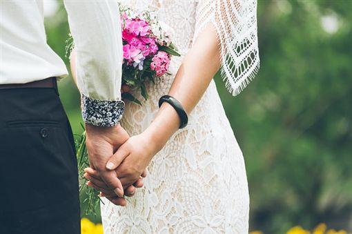 -結婚-婚姻-夫妻-圖/Pixabay