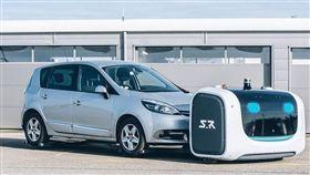 ▲自動停車機器人(圖/翻攝網路)