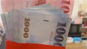 人妻收到老公6600元的紅包,打開來瞬間變3600元。(圖/翻攝自爆怨公社)