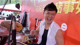 艾成、王瞳、何豪傑、樂咖、阿修羅組成的「87樂團」 圖/民視提供