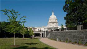 美國國會大廈。(圖/翻攝自Facebook USCapitol)