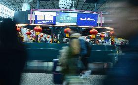 華航機師罷工持續 桃機12日逾5千旅