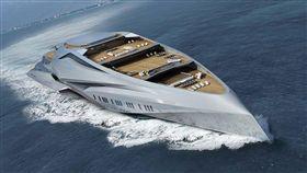 ▲Valkyrie超級遊艇。(圖/翻攝網站)
