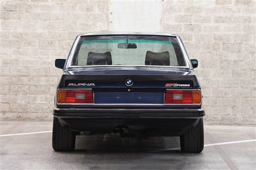 ▲1982年Alpina B7 S Turbo。(圖/翻攝網站)