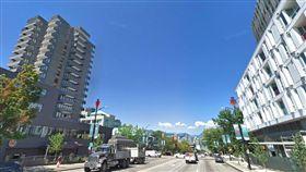 溫哥華。(圖/翻攝自GoogleMap)