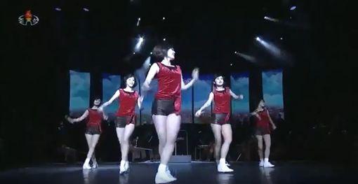 牡丹峰樂團(翻攝自網路)
