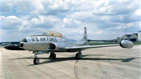 T33A(示意圖/翻攝自美國空軍國家博物館官網)
