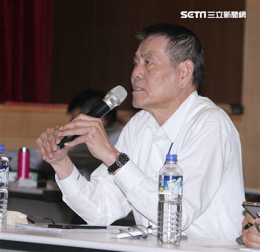 交通部勞資第三次協商,華航,總經理,謝世謙,/記者邱榮吉攝影