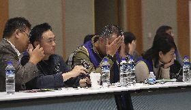 華航機師罷工勞資座談會議(1)