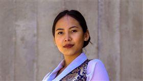 西藏裔女學生拉姆(Chemi Lhamo)