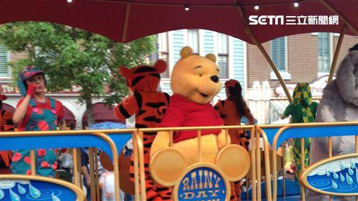 香港迪士尼遊行,資料照