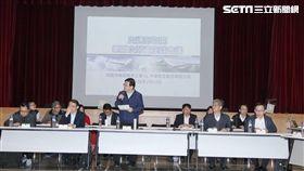 記者邱榮吉攝 華航 交通部勞資第三次協商 機師工會 罷工