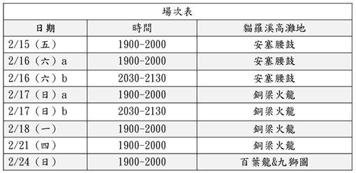 遊日月潭賞南投燈會 快速通關限量看台保留席先搶為快!
