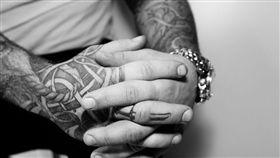 刺青、雙手刺青/pixabay