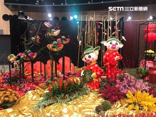 花博花卉裝置藝術設計大賽(台中市政府)