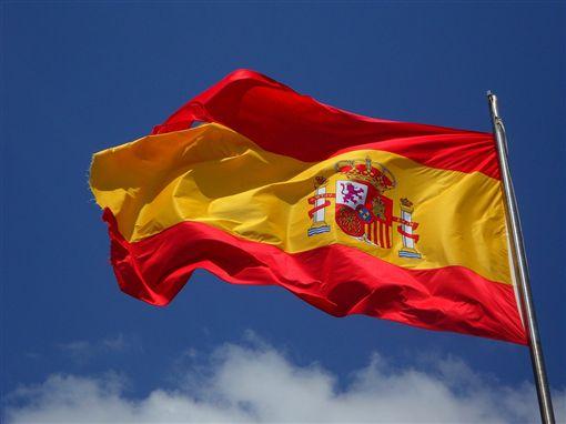 (圖/Pixabay)西班牙,國旗