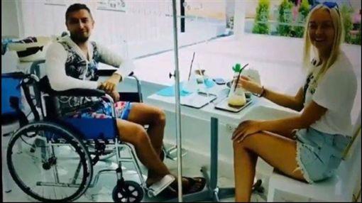 ▲「醫院餐廳」(圖/翻攝自泰國網臉書)