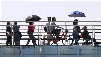 中南部高溫飆30度 周六北台灣變天