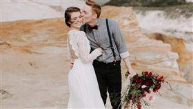 圖/翻攝自unsplash,結婚,情侶