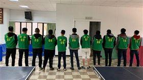 新北,板橋,戴綠帽,打架,傷害,圍毆,外遇(圖/翻攝畫面)