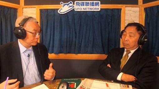 吳敦義上唐湘龍廣播專訪,《飛碟早餐》