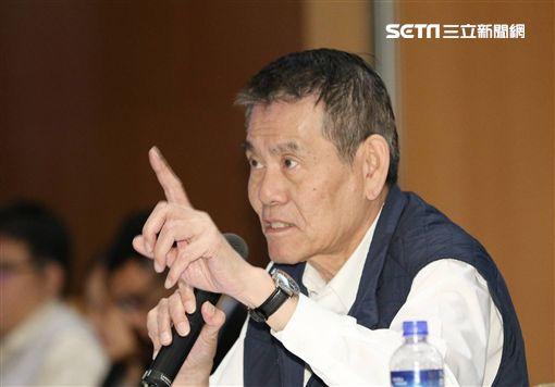 華航勞資協商、罷工、總經理謝世謙(圖/記者林士傑攝)