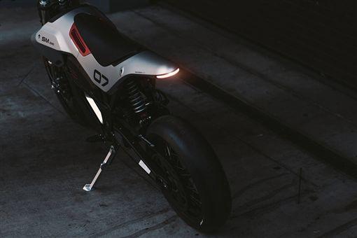 ▲ZERO與HUGE DESIGN打造電動滑胎車。(圖/翻攝網站)