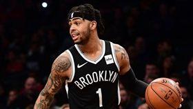 NBA/大爆發!羅素慶幸逃離洛杉磯 NBA,布魯克林籃網,D'Angelo Russell,洛杉磯湖人,明星賽 翻攝自推特