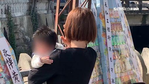 騎士遭公車撞飛亡 留下新婚妻.4個月大嬰
