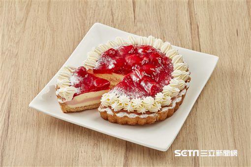 草莓季,甜點。