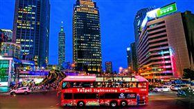 七夕情人節,北市雙層觀光巴士,客房。(圖/台北美福大飯店提供)