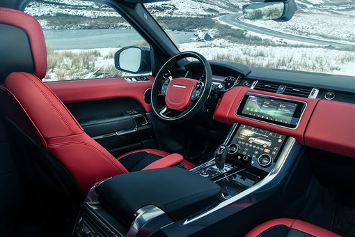 ▲Range Rover Sport HST。(圖/翻攝網站)